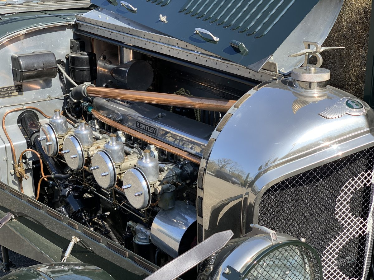 1947 Bentley Speed 8 Le Mans For Sale (picture 6 of 6)
