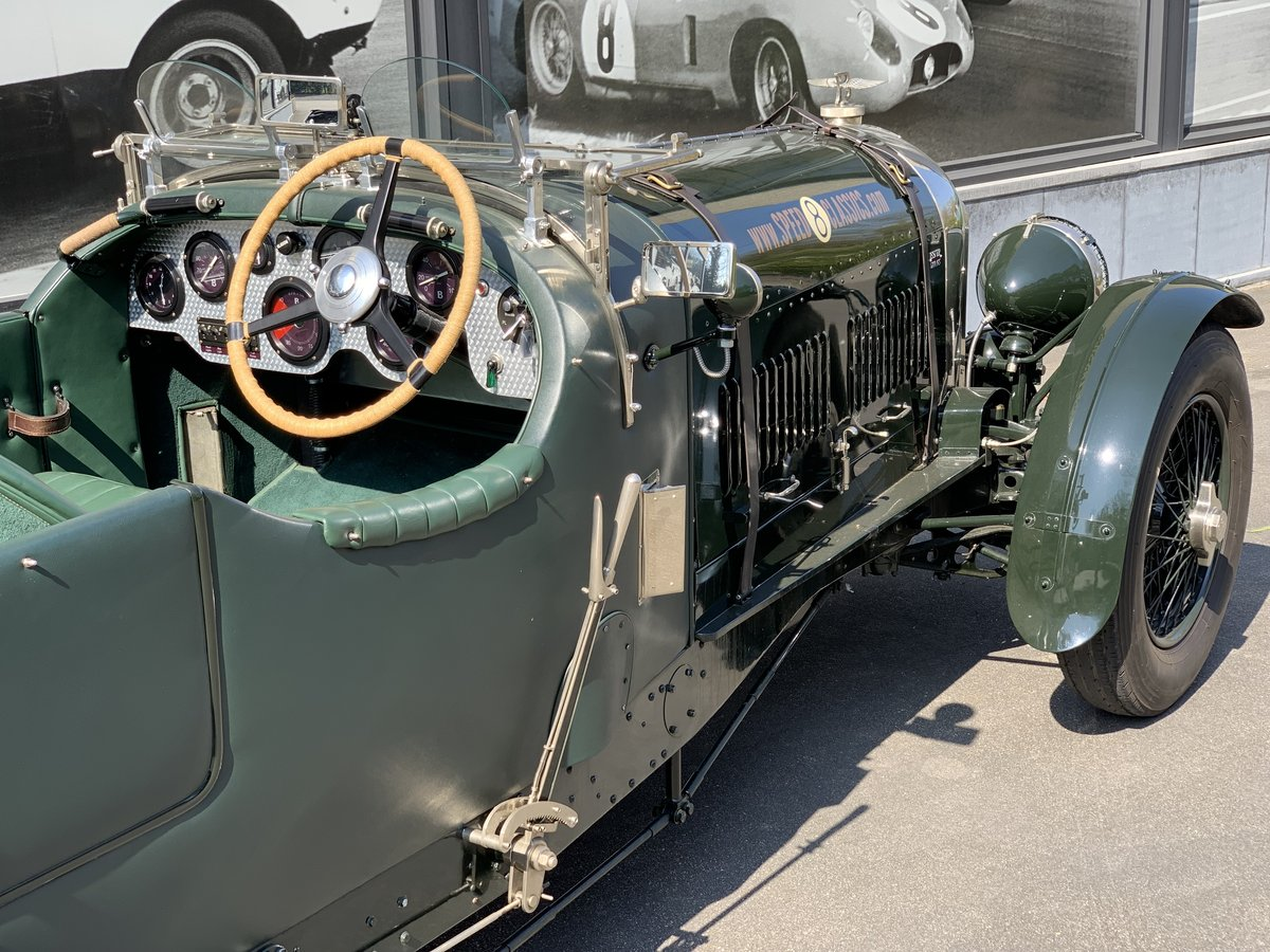 1947 Bentley Speed 8 Le Mans For Sale (picture 3 of 6)