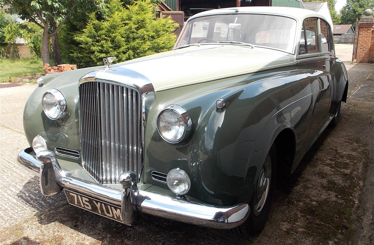 1962 Bentley S2 - Barons Tuesday 16th July 2019 SOLD by Auction (picture 1 of 1)