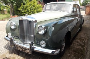 1962 Bentley S2 - Barons Tuesday 16th July 2019 For Sale by Auction
