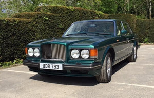 1992 Bentley Turbo R - Barons Tuesday 16th July 2019 For Sale by Auction