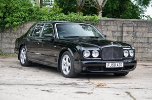 2008 BENTLEY ARNAGE 500T For Sale by Auction
