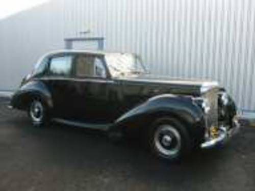 Wanted: Bentleys  (Mk VI, R-Type, S1, S2, S3, T1, T2) Wanted (picture 1 of 1)