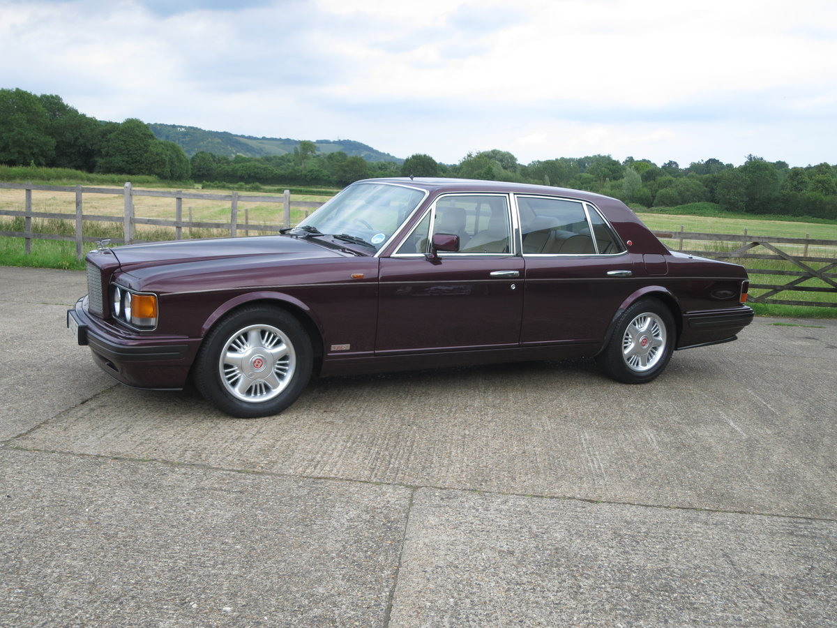 1995 Bentley Turbo S  Number 42 For Sale (picture 1 of 6)