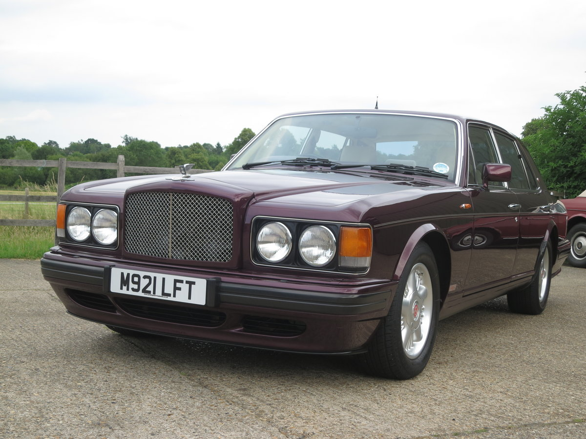 1995 Bentley Turbo S  Number 42 For Sale (picture 2 of 6)