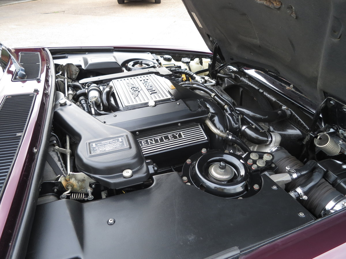 1995 Bentley Turbo S  Number 42 For Sale (picture 5 of 6)