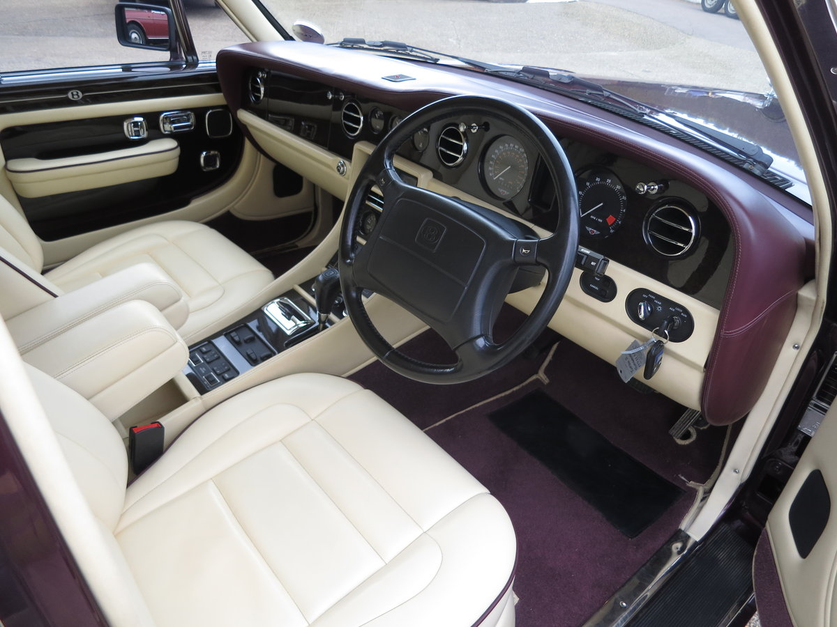 1995 Bentley Turbo S  Number 42 For Sale (picture 6 of 6)