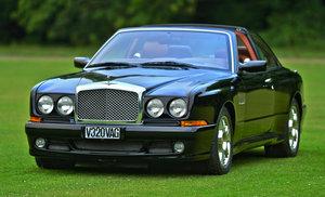 1999 Bentley Continental Sedanca Coupe SC LHD