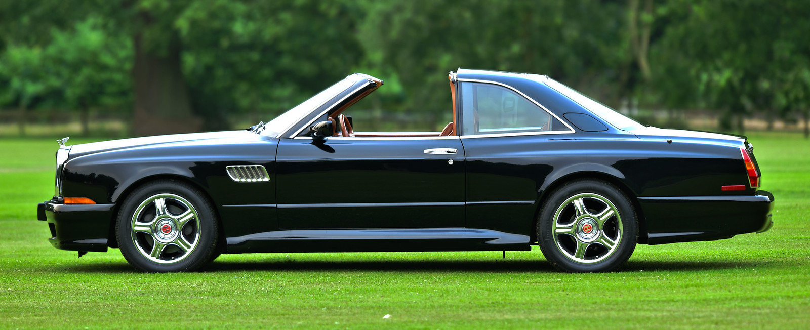 1999 Bentley Continental Sedanca Coupe SC LHD For Sale (picture 2 of 6)