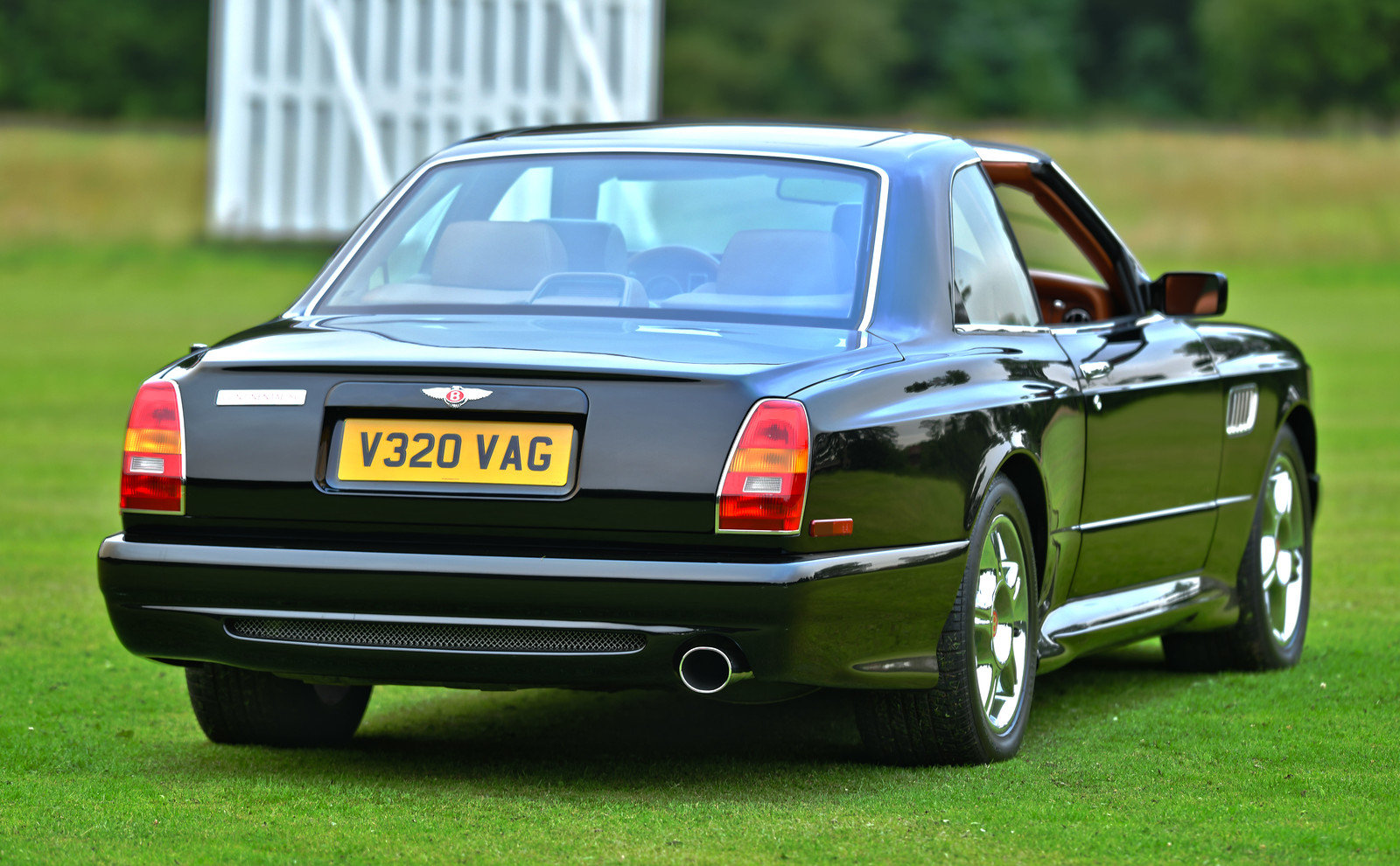 1999 Bentley Continental Sedanca Coupe SC LHD For Sale (picture 3 of 6)