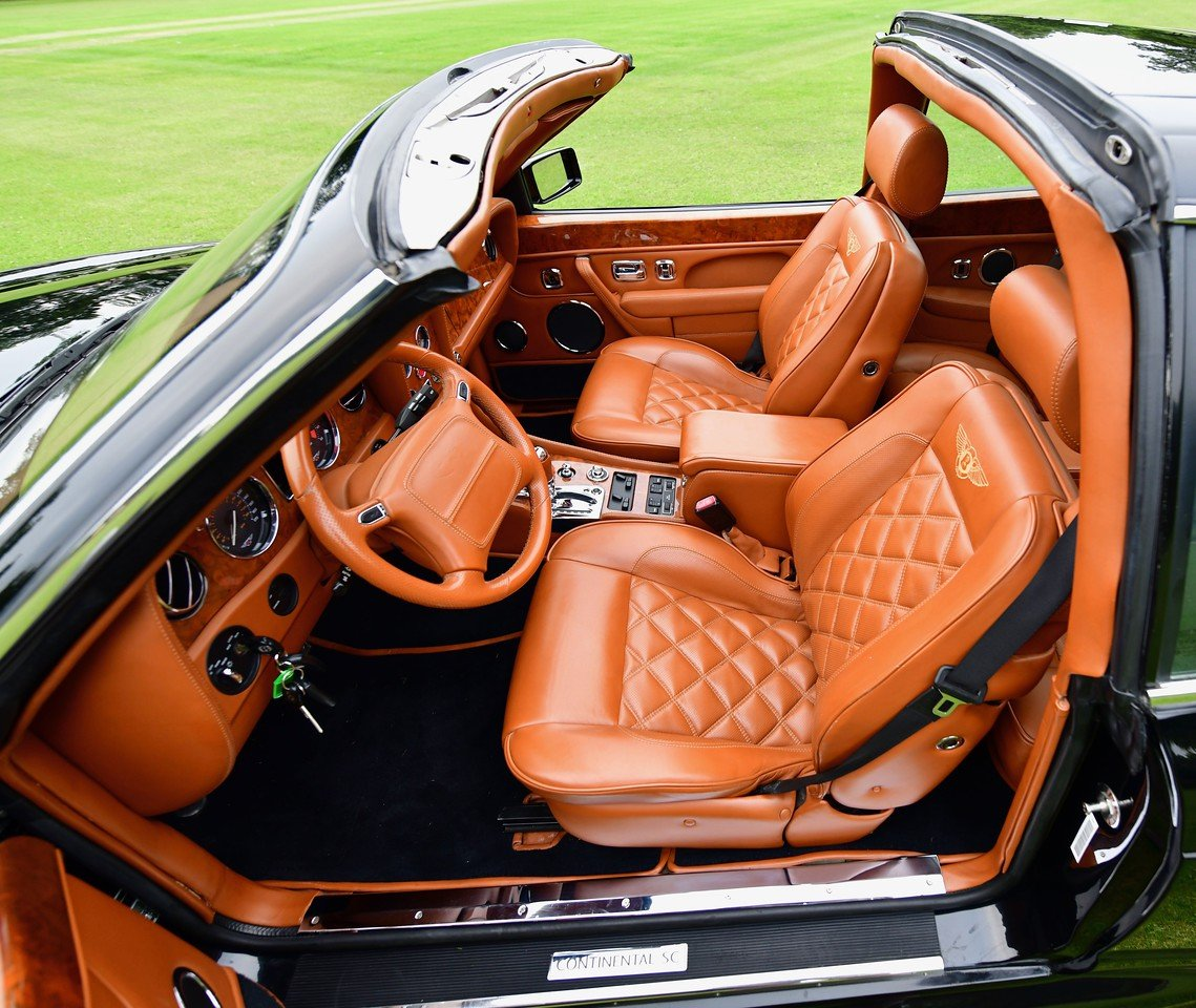 1999 Bentley Continental Sedanca Coupe SC LHD For Sale (picture 4 of 6)
