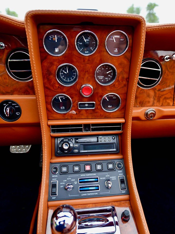 1999 Bentley Continental Sedanca Coupe SC LHD For Sale (picture 6 of 6)