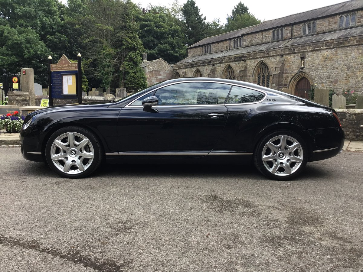 BENTLEY CONTINENTAL GT,2009/09, MULLINER SPEC. OUTSTANDING! For Sale (picture 1 of 6)