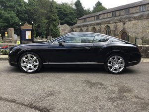 BENTLEY CONTINENTAL GT,2009/09, MULLINER SPEC. OUTSTANDING! SOLD