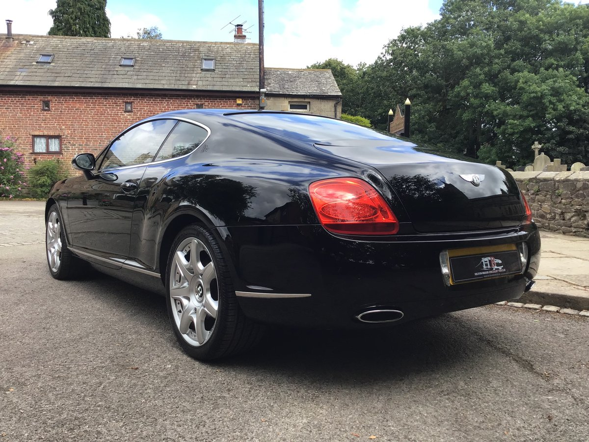 BENTLEY CONTINENTAL GT,2009/09, MULLINER SPEC. OUTSTANDING! For Sale (picture 2 of 6)