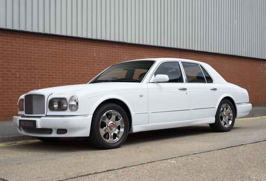 2000 Bentley Arnage Red Label For Sale in London (RHD) For Sale (picture 1 of 12)
