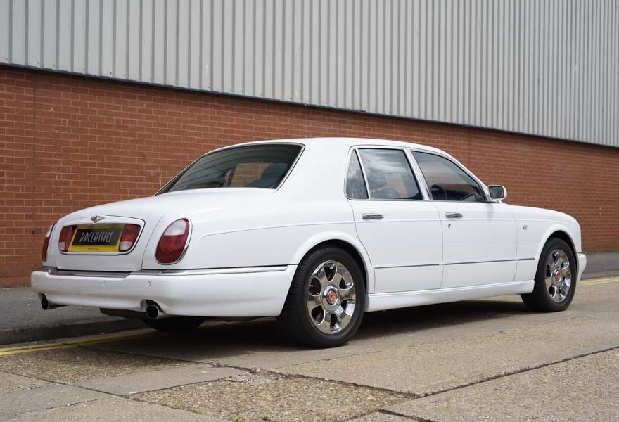 2000 Bentley Arnage Red Label For Sale in London (RHD) For Sale (picture 2 of 12)