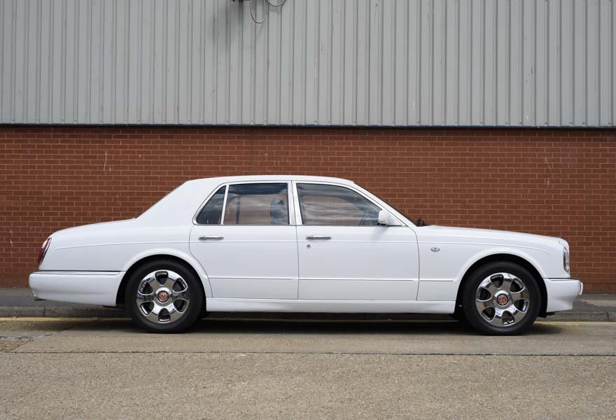 2000 Bentley Arnage Red Label For Sale in London (RHD) For Sale (picture 3 of 12)