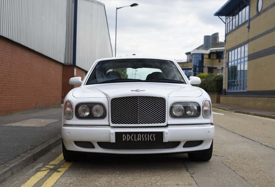2000 Bentley Arnage Red Label For Sale in London (RHD) For Sale (picture 4 of 12)