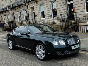 2010 BENTLEY CONTINENTAL GT 6.0 - IMPECCABLE - 26K MILES ! For Sale