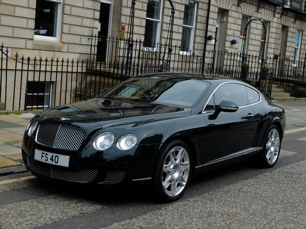 2010 BENTLEY CONTINENTAL GT 6.0 - IMPECCABLE - 26K MILES ! For Sale (picture 2 of 6)