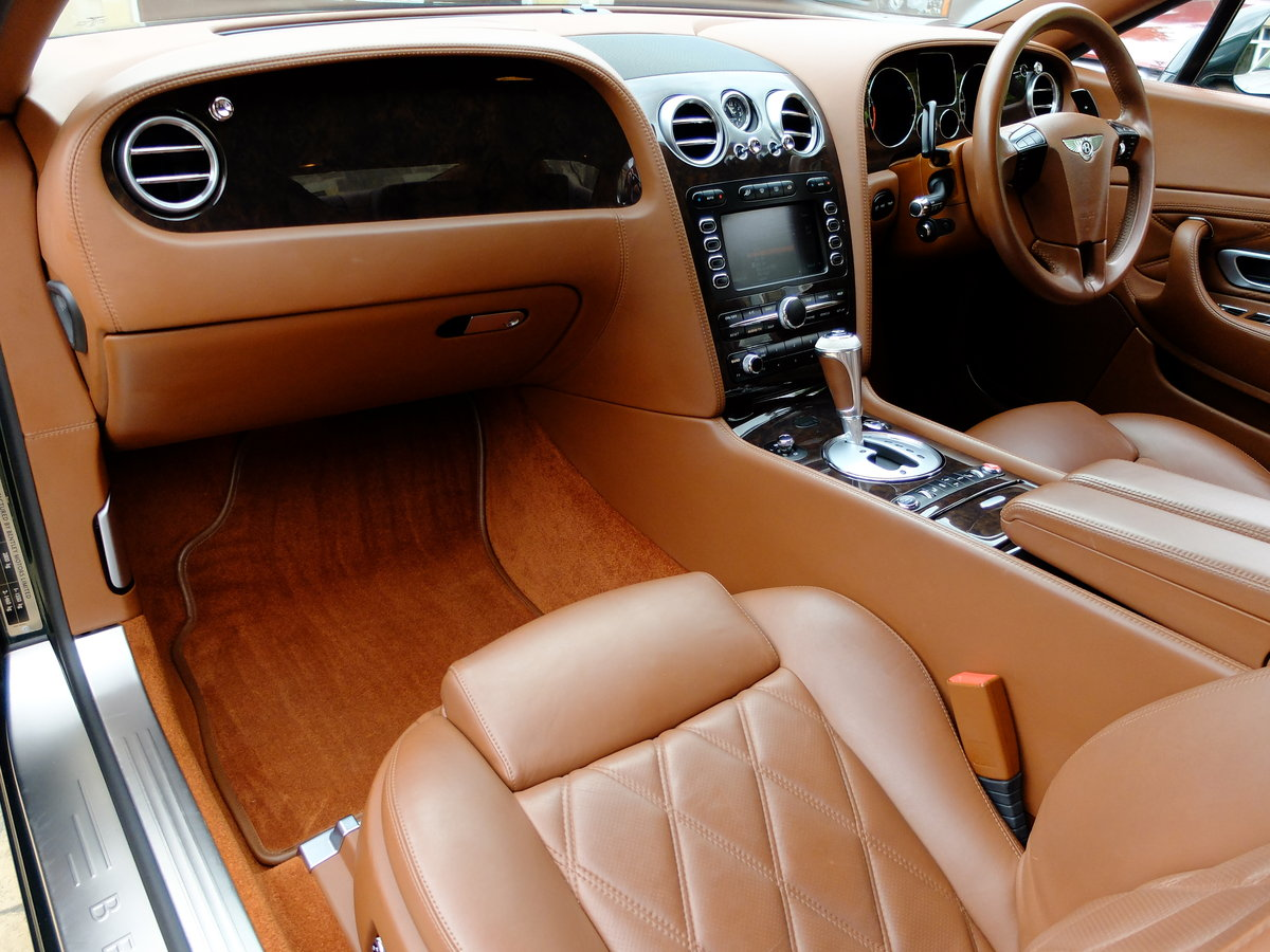 2010 BENTLEY CONTINENTAL GT 6.0 - IMPECCABLE - 26K MILES ! For Sale (picture 3 of 6)