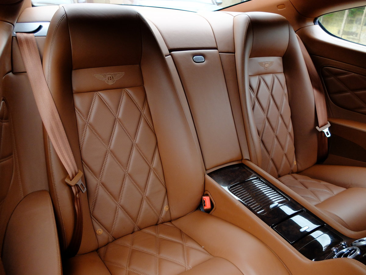 2010 BENTLEY CONTINENTAL GT 6.0 - IMPECCABLE - 26K MILES ! For Sale (picture 4 of 6)