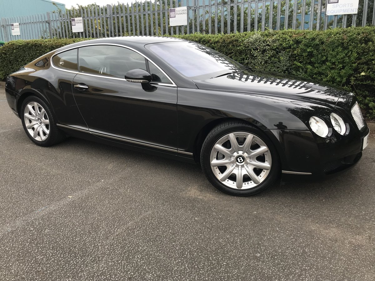 2005 BENTLEY CONTINENTAL GT VERY LOW MILEAGE STUNNING CAR For Sale (picture 1 of 6)