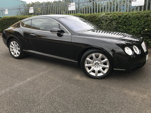 2005 BENTLEY CONTINENTAL GT VERY LOW MILEAGE STUNNING CAR For Sale