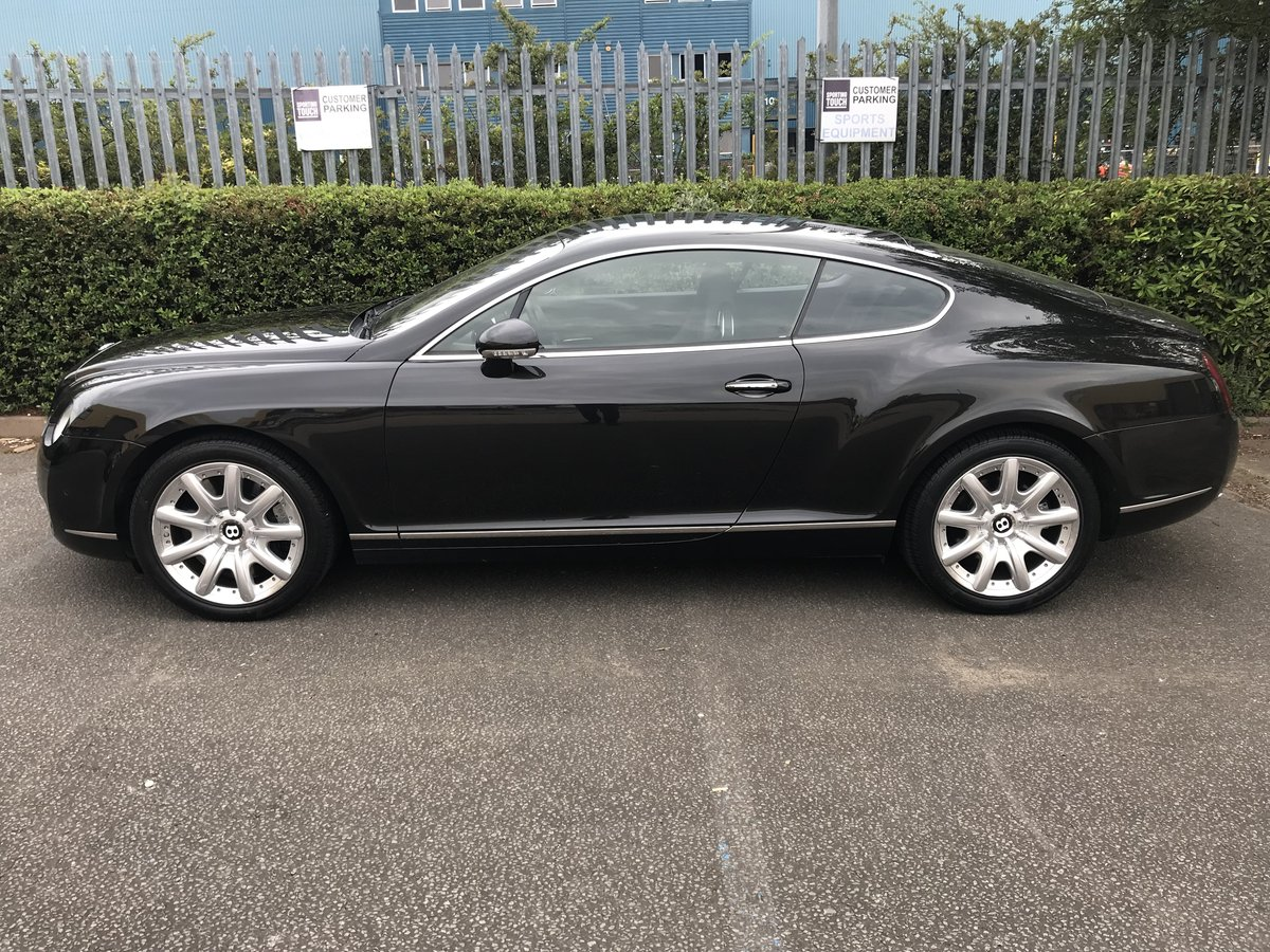 2005 BENTLEY CONTINENTAL GT VERY LOW MILEAGE STUNNING CAR For Sale (picture 3 of 6)
