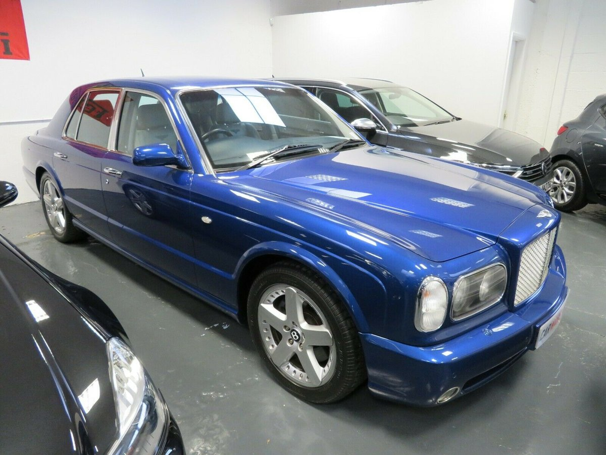 2005 2002 Bentley Arnage T V8 Twin Turbo 450bhp Morocca For Sale (picture 2 of 6)