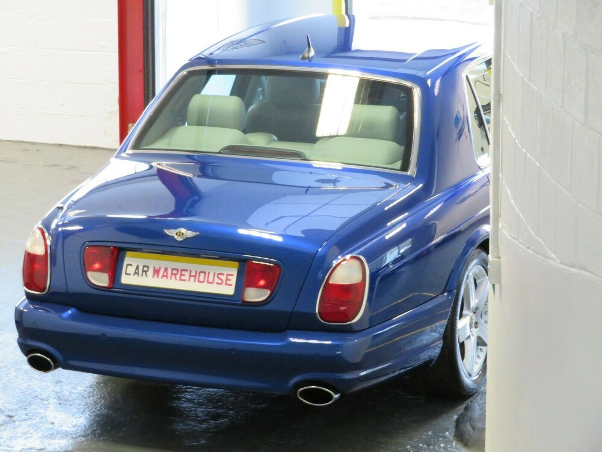 2005 2002 Bentley Arnage T V8 Twin Turbo 450bhp Morocca For Sale (picture 3 of 6)