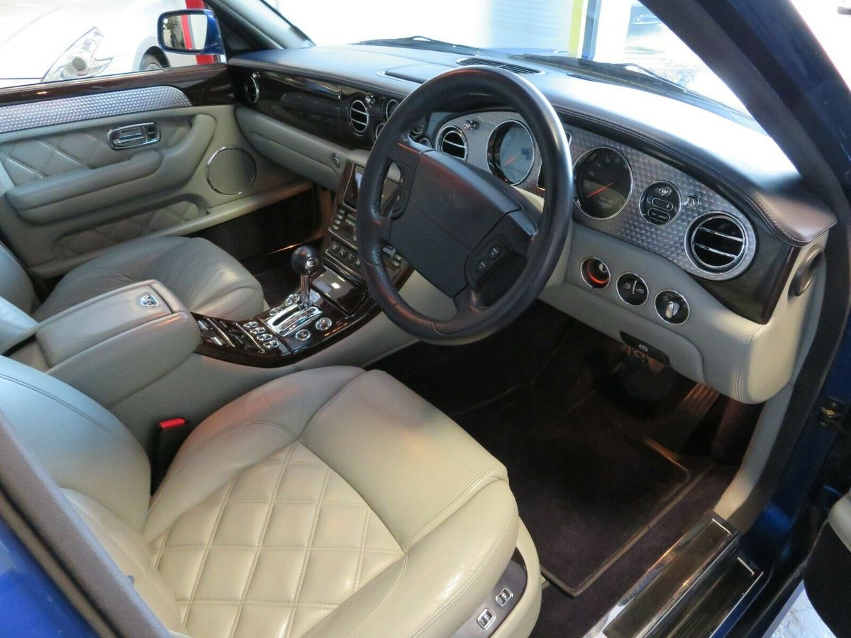 2005 2002 Bentley Arnage T V8 Twin Turbo 450bhp Morocca For Sale (picture 5 of 6)