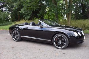 2007 2008 Model/57 Bentley GTC Mulliner in Beluga For Sale