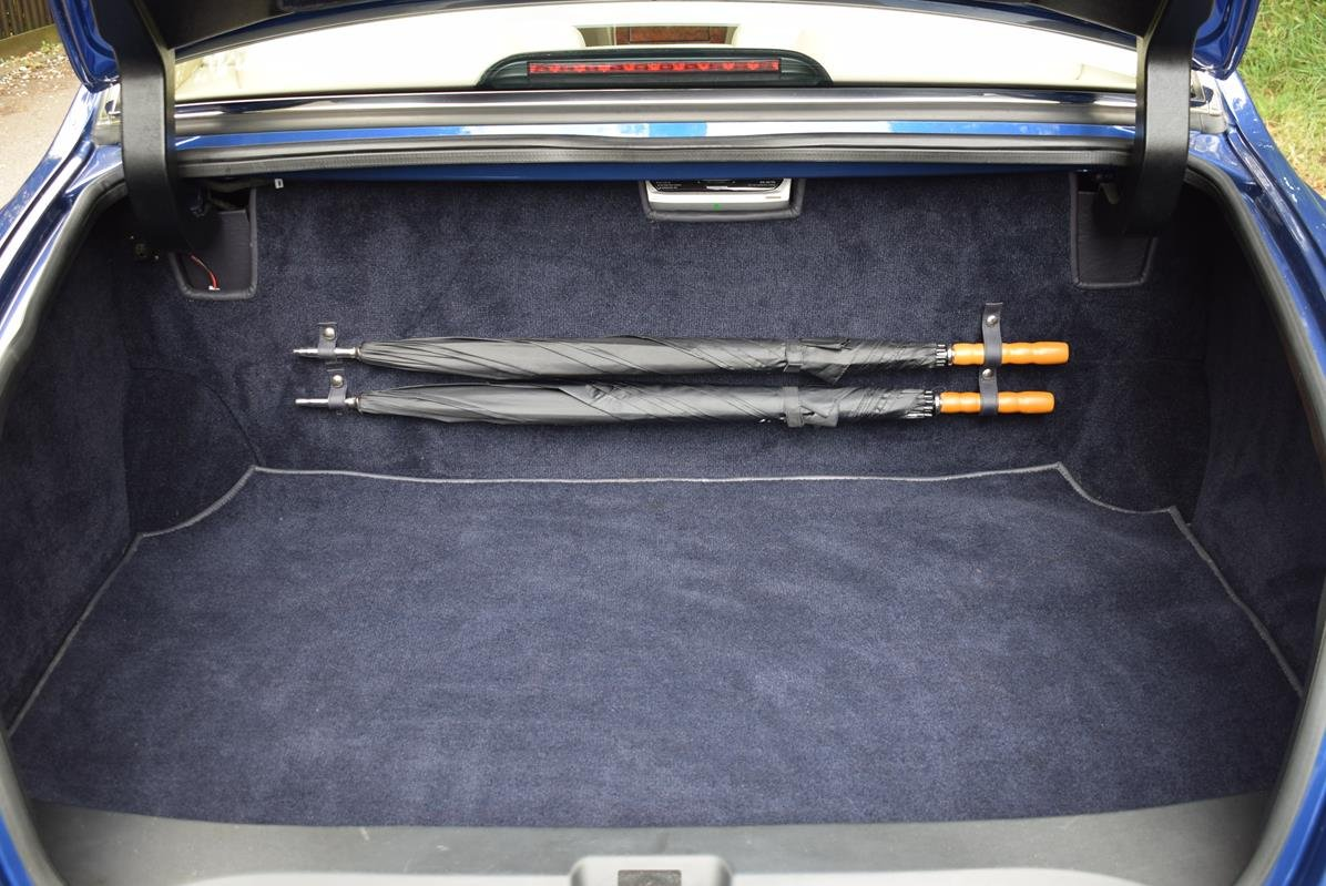 2003/03 Bentley Arnage R in Moroccan Blue For Sale (picture 6 of 6)