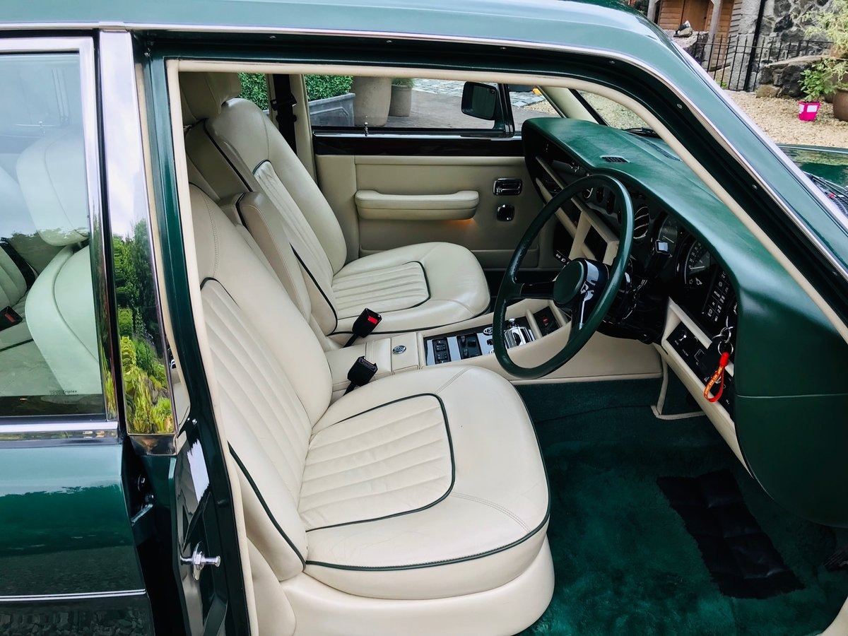 1989 Bentley Mulsanne S **Low Mileage** For Sale (picture 3 of 6)