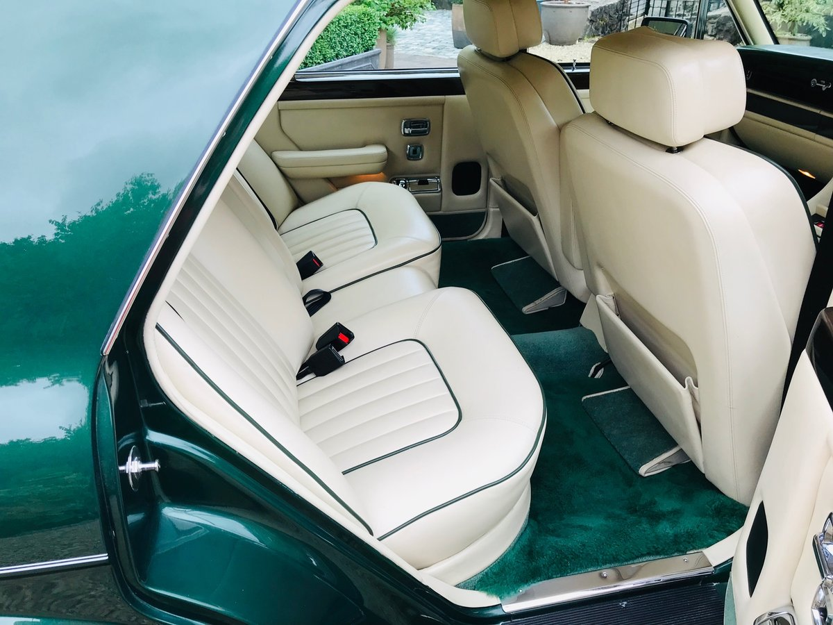 1989 Bentley Mulsanne S **Low Mileage** For Sale (picture 4 of 6)