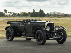 1927 Bentley 6-Litre Le Mans Sports in the style of Vanden P For Sale by Auction