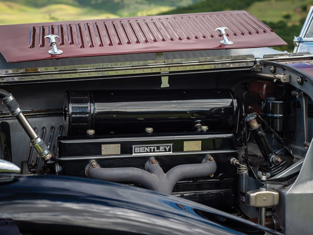 1936 Bentley 4-Litre Tourer by Vanden Plas For Sale by Auction (picture 3 of 6)