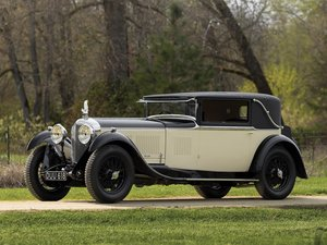 1930  Bentley 6-Litre Speed Six Sportsmans Saloon by H.J. Mul