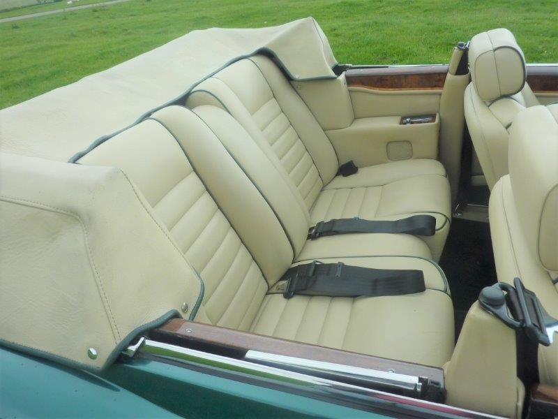 1989 Bentley Corniche Convertible For Sale (picture 5 of 6)