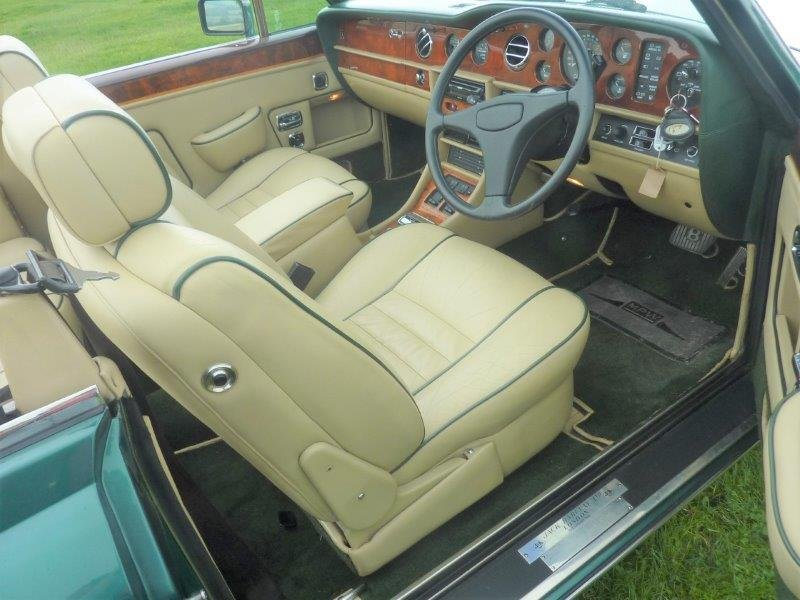 1989 Bentley Corniche Convertible For Sale (picture 6 of 6)