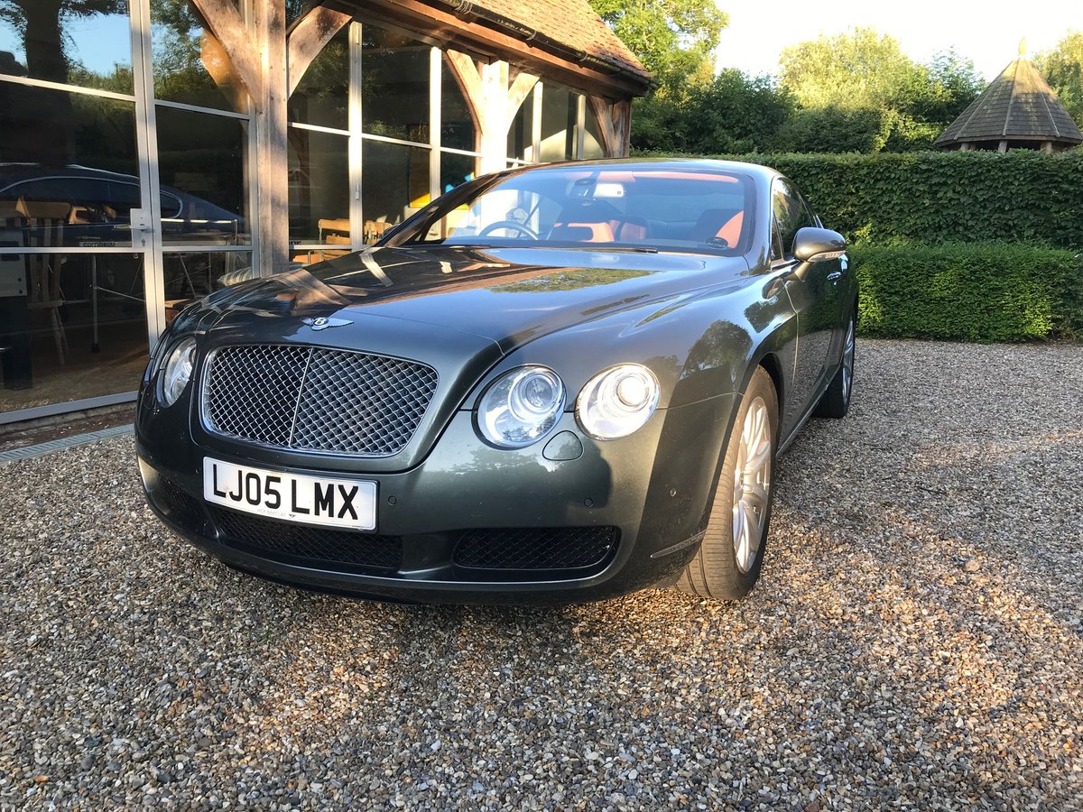 2005 Low mileage GT Continental For Sale (picture 1 of 6)