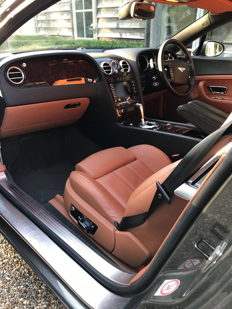 2005 Low mileage GT Continental For Sale (picture 3 of 6)
