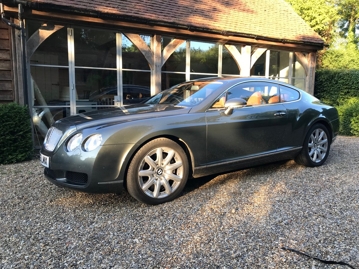 2005 Low mileage GT Continental For Sale (picture 4 of 6)