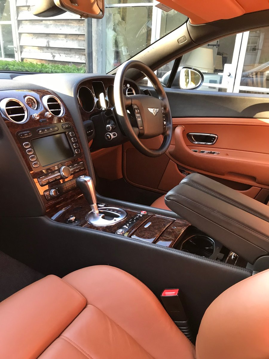 2005 Low mileage GT Continental For Sale (picture 5 of 6)