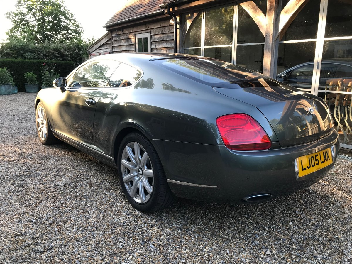 2005 Low mileage GT Continental For Sale (picture 6 of 6)