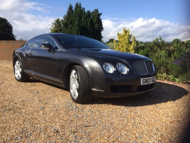 2007 Bentley Continental GT Coupe Mulliner Only 30100 Miles FBSH For Sale (picture 5 of 6)