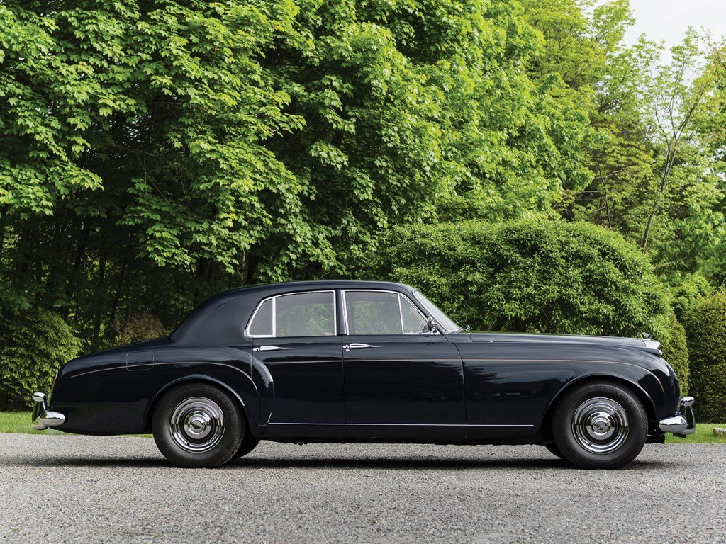 1959 Bentley S1 Continental Flying Spur Sports Saloon by H.J For Sale by Auction (picture 5 of 6)