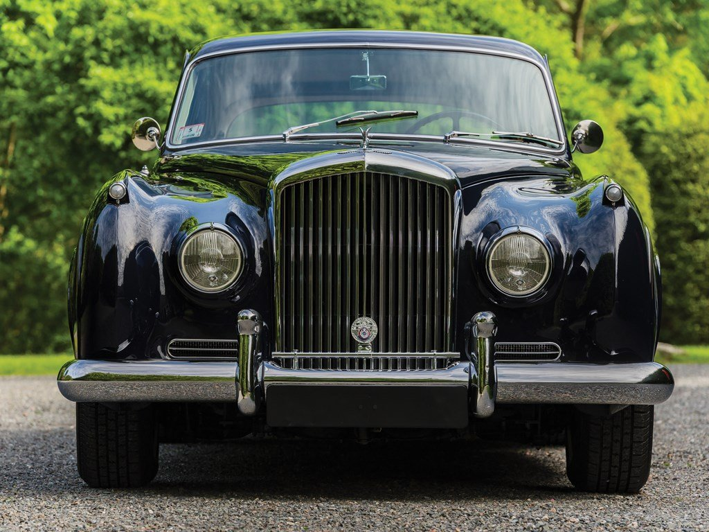 1959 Bentley S1 Continental Flying Spur Sports Saloon by H.J For Sale by Auction (picture 6 of 6)